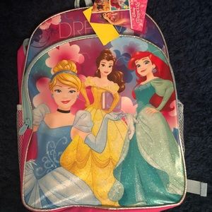 Disney backpack brand new with tags